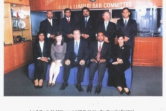 KL Bar Committee 2001 - 2002